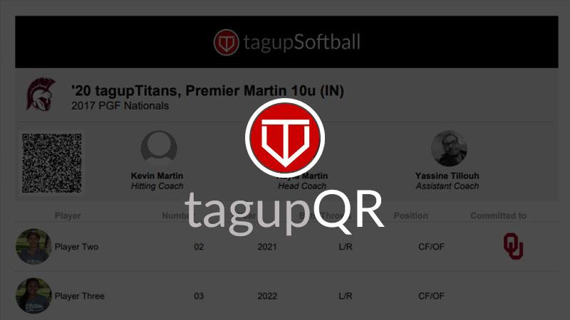 tagupQR
