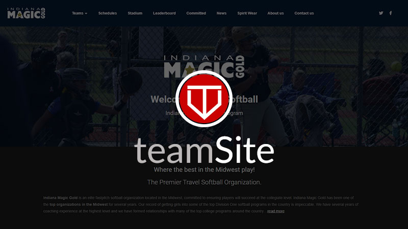 Additional Team for teamSite
