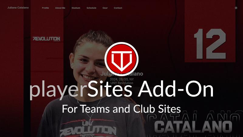 playerSites Add-On