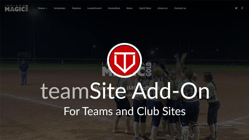 teamSite Add-On